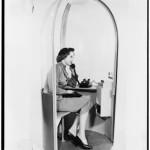 1958 Future Phone Booth paleofuture